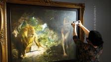 فشل بيع لوحة صينية تعود إلى العام 1924 في مزاد