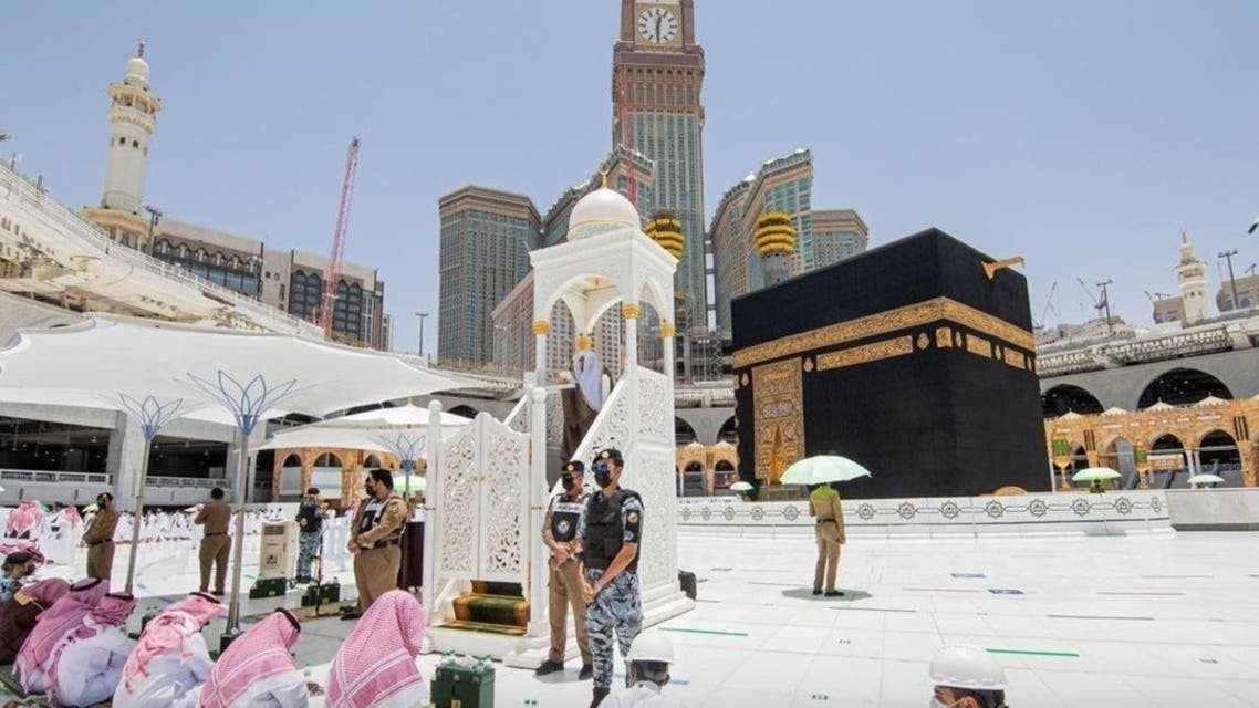 The Grand Mosque has witnessed 15 pulpits since the dawn of Islam until the present day