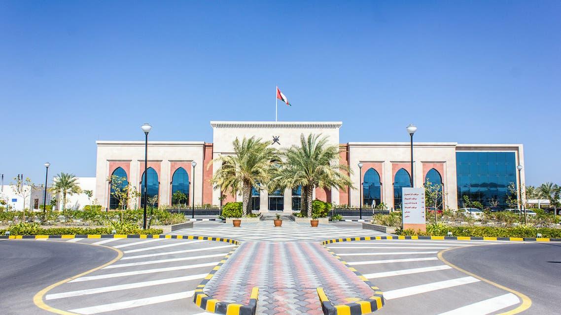 وزارة الدفاع العمانية