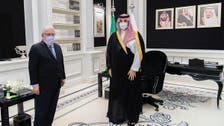 Saudi Deputy Defense Minister meets US, UN Special Envoys to Yemen