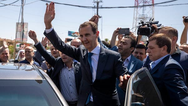 China builds ties with Syria helping Assad withstand US financial warfare