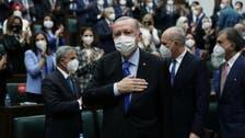 Turkey's Erdogan backs interior minister targeted by mob boss