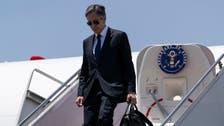 غزہ سیز فائر کو تقویت دینے کے لیے امریکی وزیر خارجہ کی مصر آمد