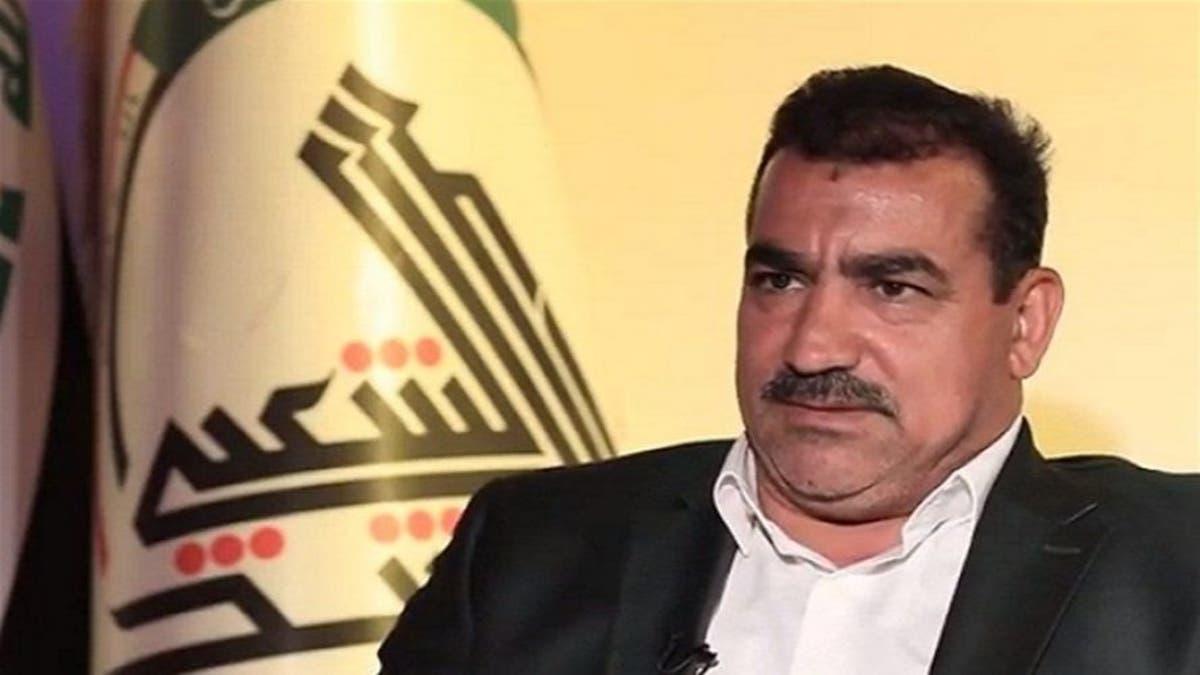 قاسم مصلح فرماند حشد الشعبی وابسته به سپاه قدس و متهم به قتل کنشگران عراقی