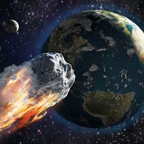 كويكب عملاق يمر قرب الأرض بسرعة 61 ألف كم/س الخميس