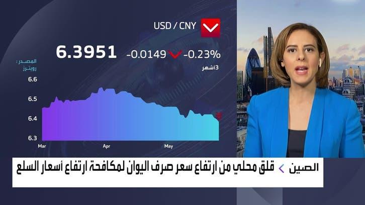 قلق في الصين من ارتفاع سعر صرف اليوان