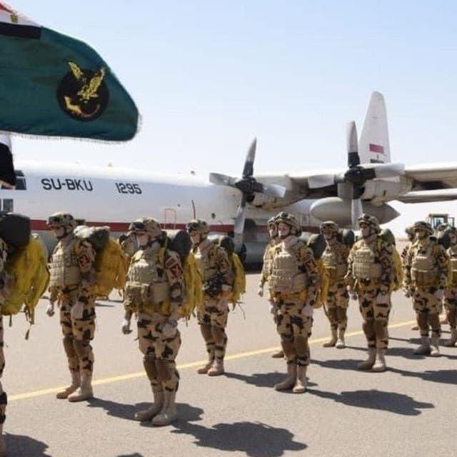 """هل انطلاق مناورات """"حماة النيل"""" الضخمة بين مصر والسودان رسالة لإثيوبيا؟"""