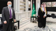 Saudi Deputy Defense Minister meets with US Envoy to Yemen