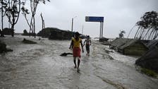 Powerful cyclone Yaas hits land in eastern India