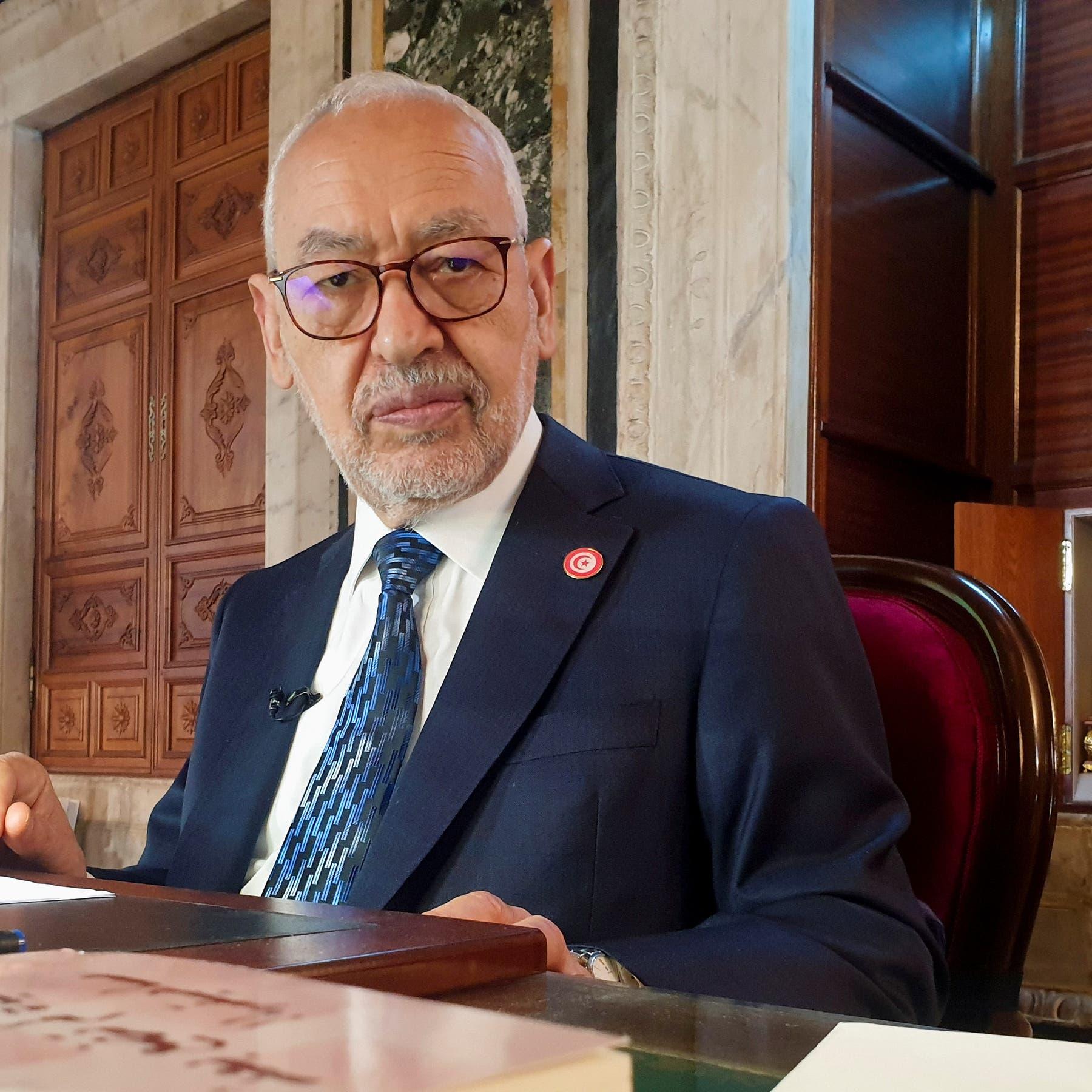 استطلاع يكشف.. 77% من التونسيين لا يثقون بالغنوشي