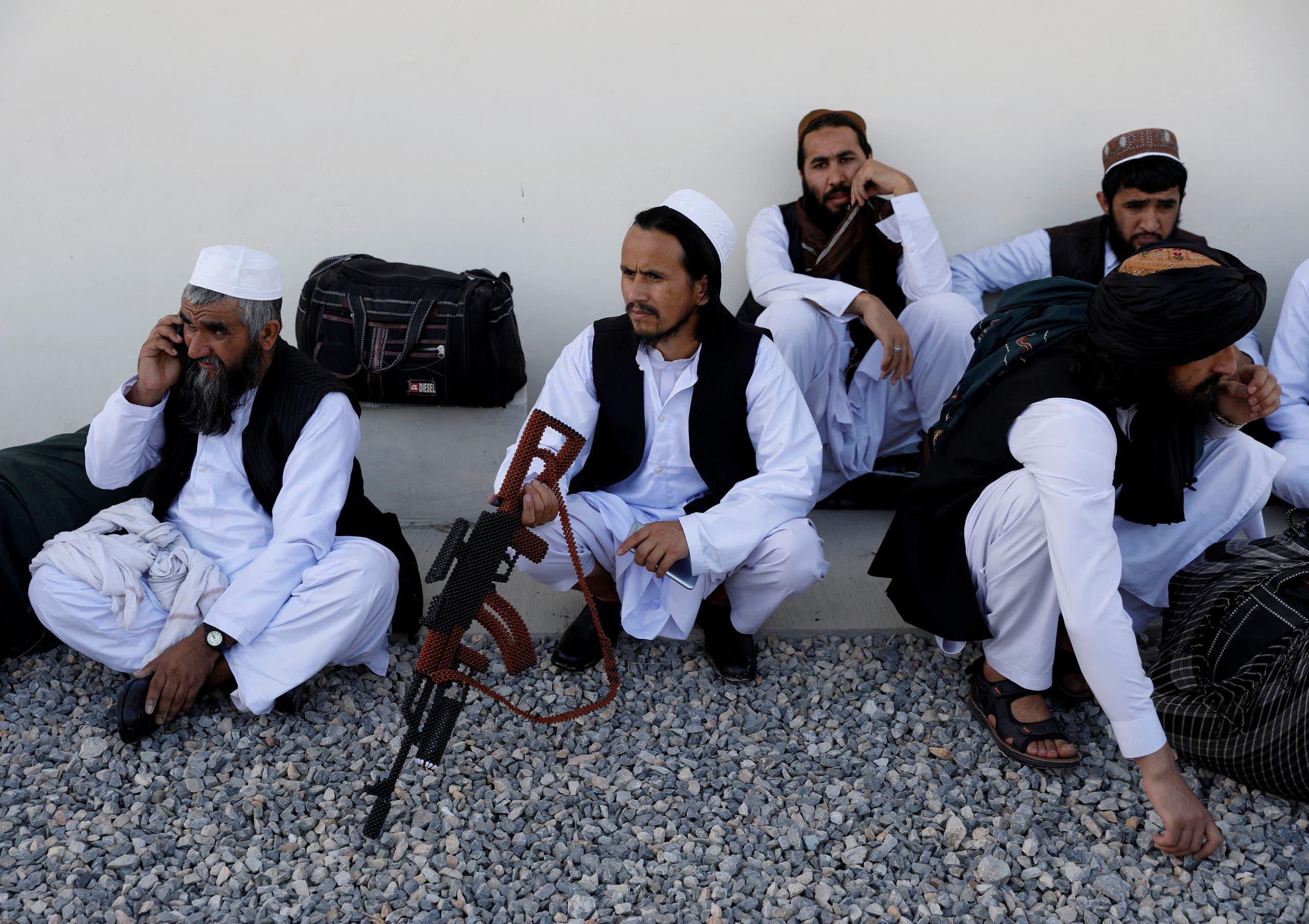 Afghan army: 20 dead in air strike against Taliban