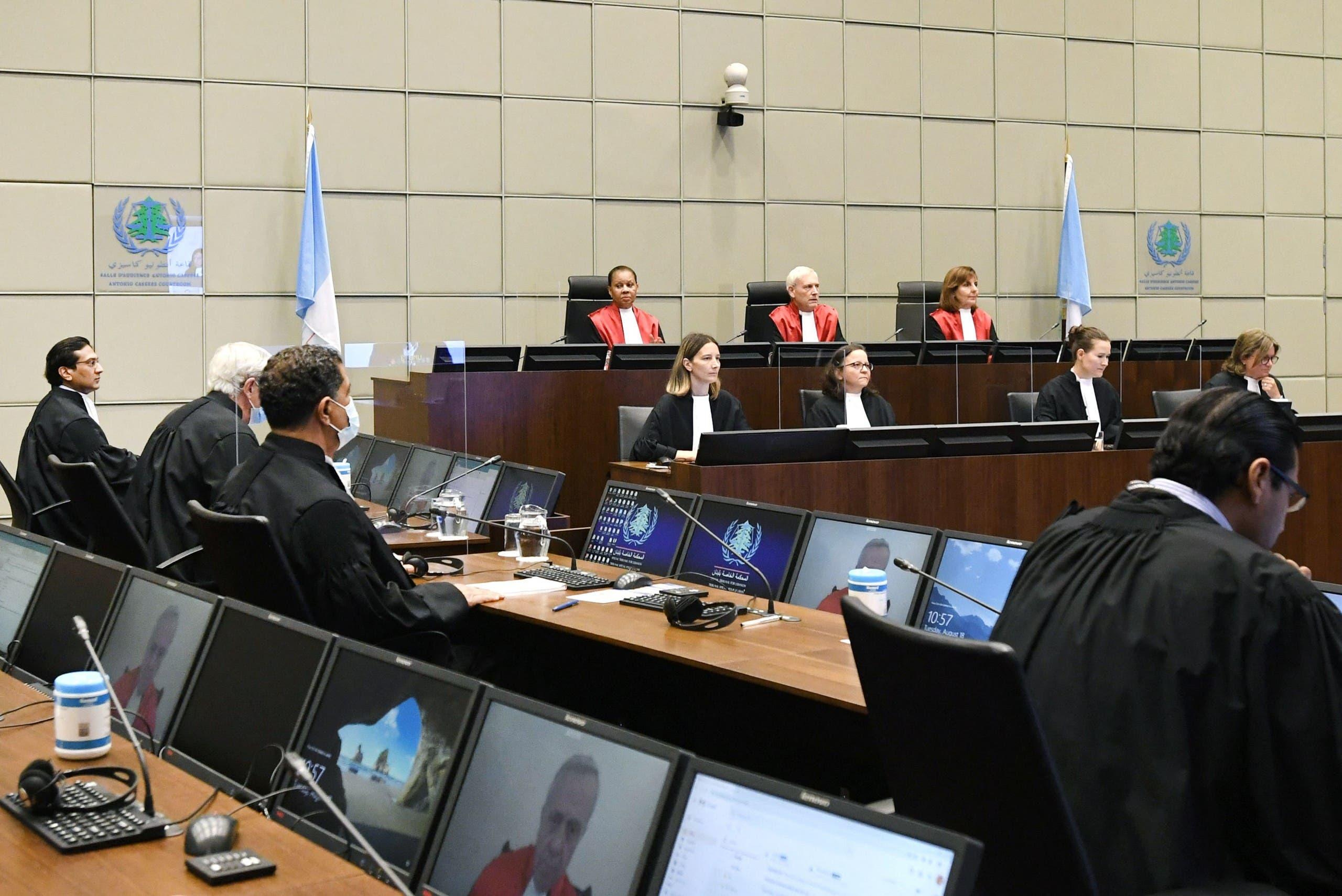 المحكمة الدولية الخاصة بلبنان (أرشيفية- فرانس برس)
