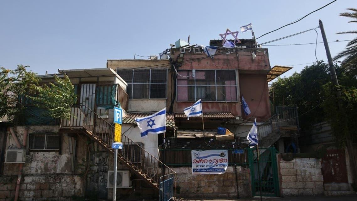 مستوطنون اسرائيليون استولوا على منزل لعائلة فلسطينية في حي الشيخ جراح - فرانس برس
