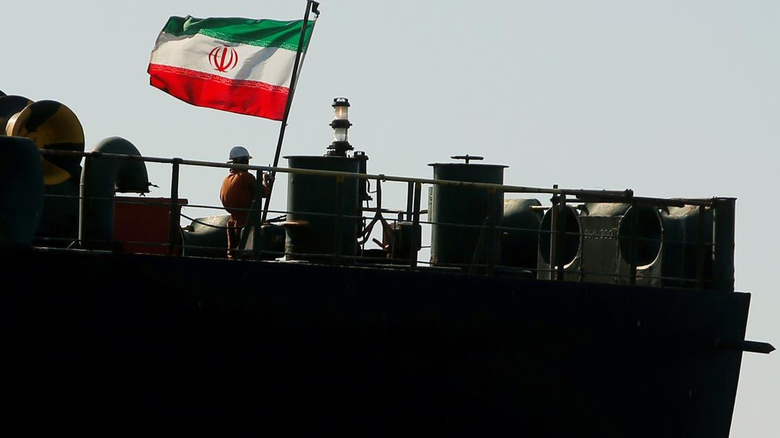 ناقلة نفط إيرانية