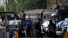 هشدار وزير دفاع عراق درباره تكرار رژه شبهنظامیان حشدالشعبی در بغداد