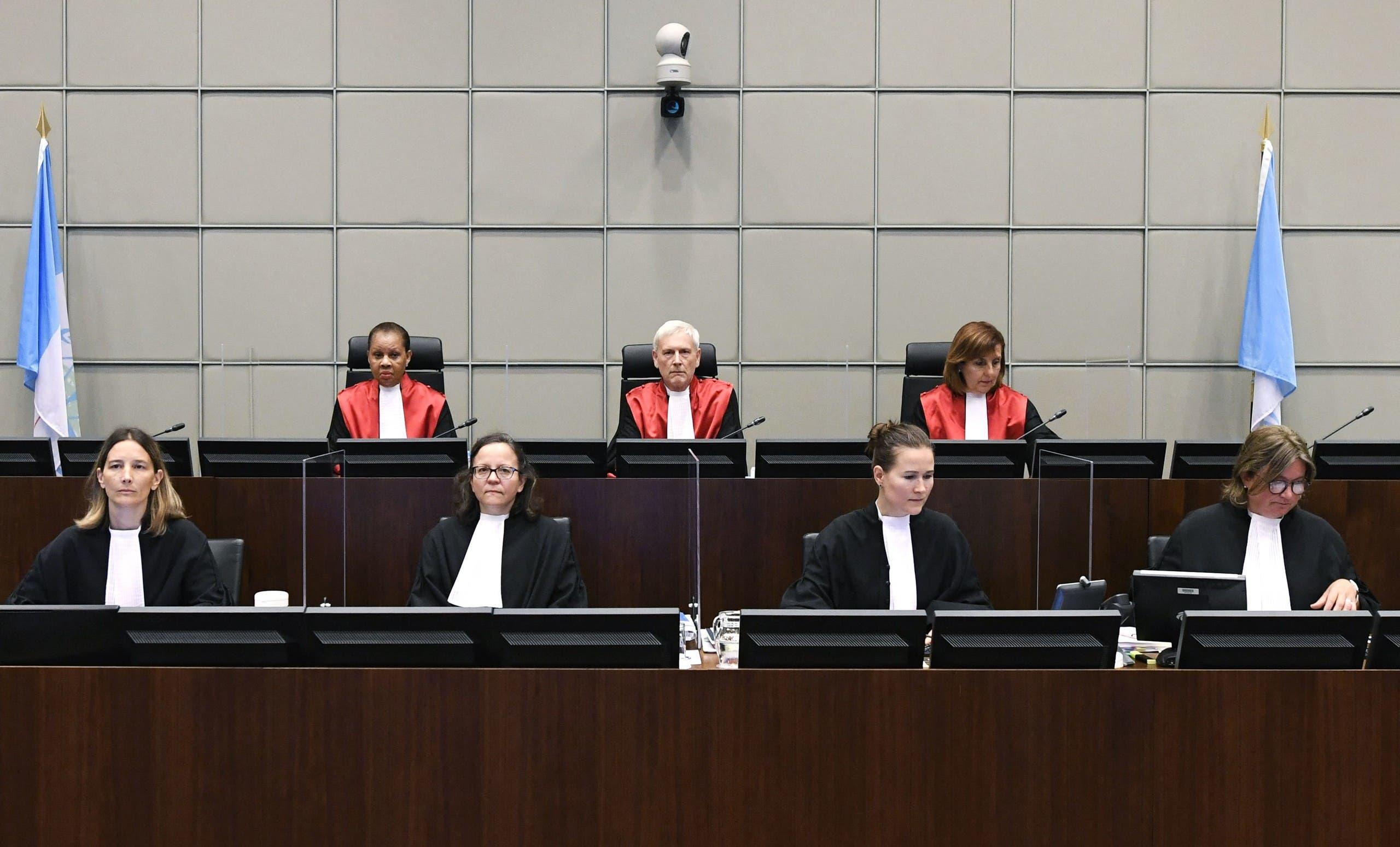 من  المحكمة الدولية الخاصة بلبنان في هولندا (أرشيفية- فرانس برس)