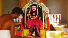 Indian priests pray for mercy from COVID-19 'goddess'