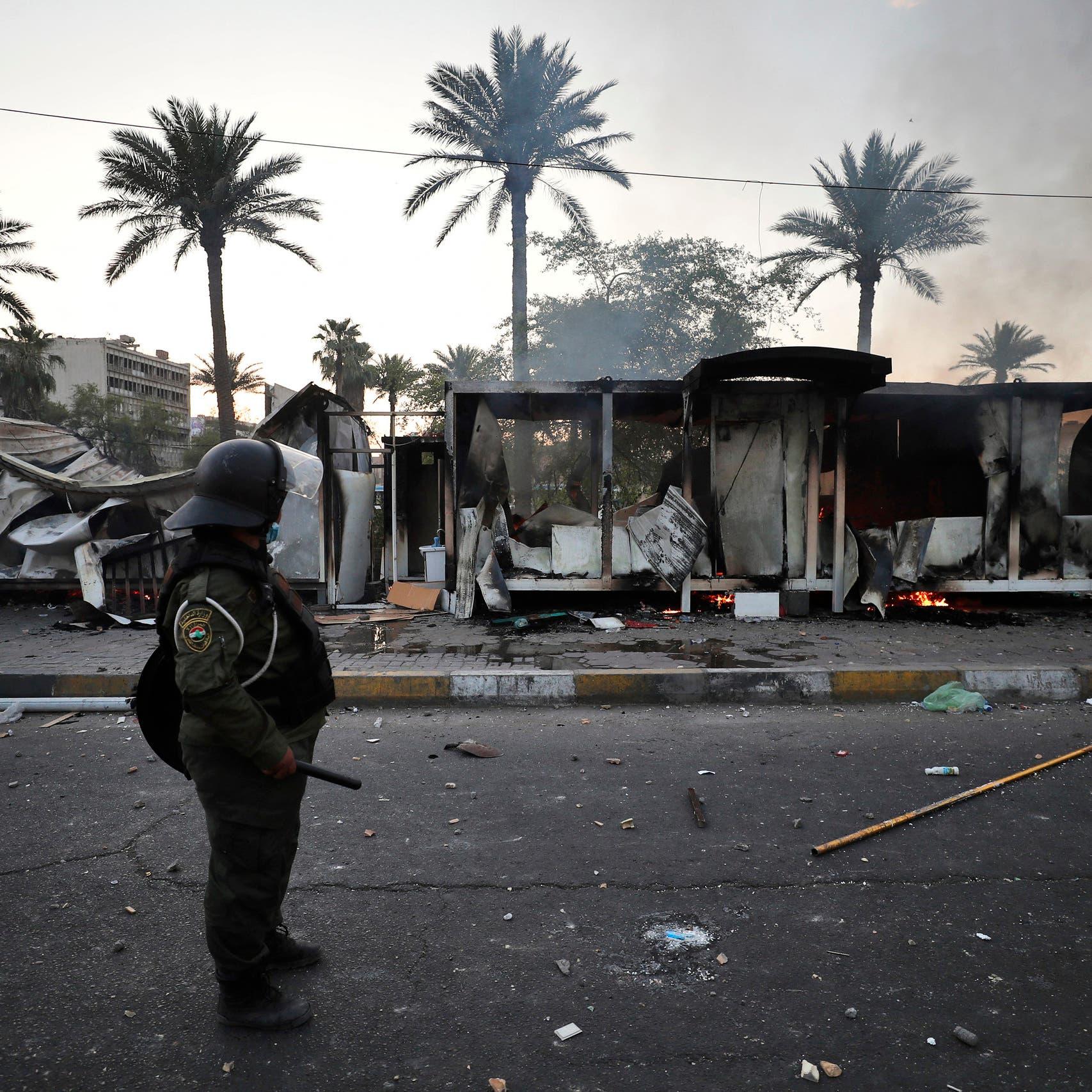 الميليشيات حاضرة.. ناشطون قلقون على انتخابات العراق