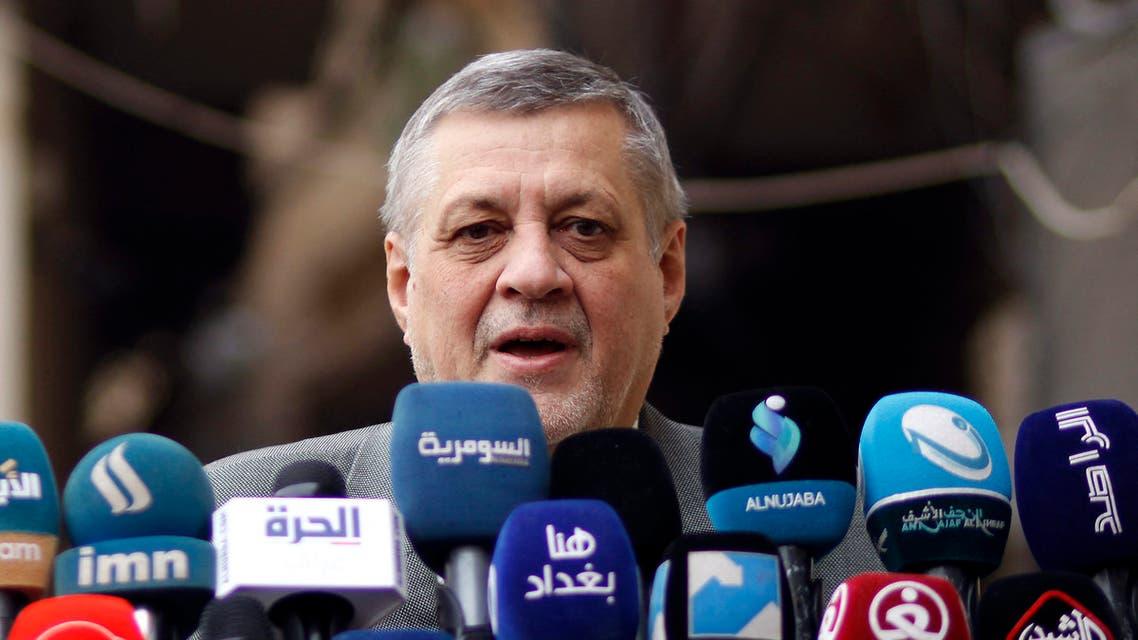 المبعوث الأممي إلى ليبيا يان كوبيش(فرانس برس))