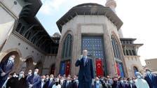 Erdogan inaugurates major new mosque in Taksim Square, heart of Istanbul