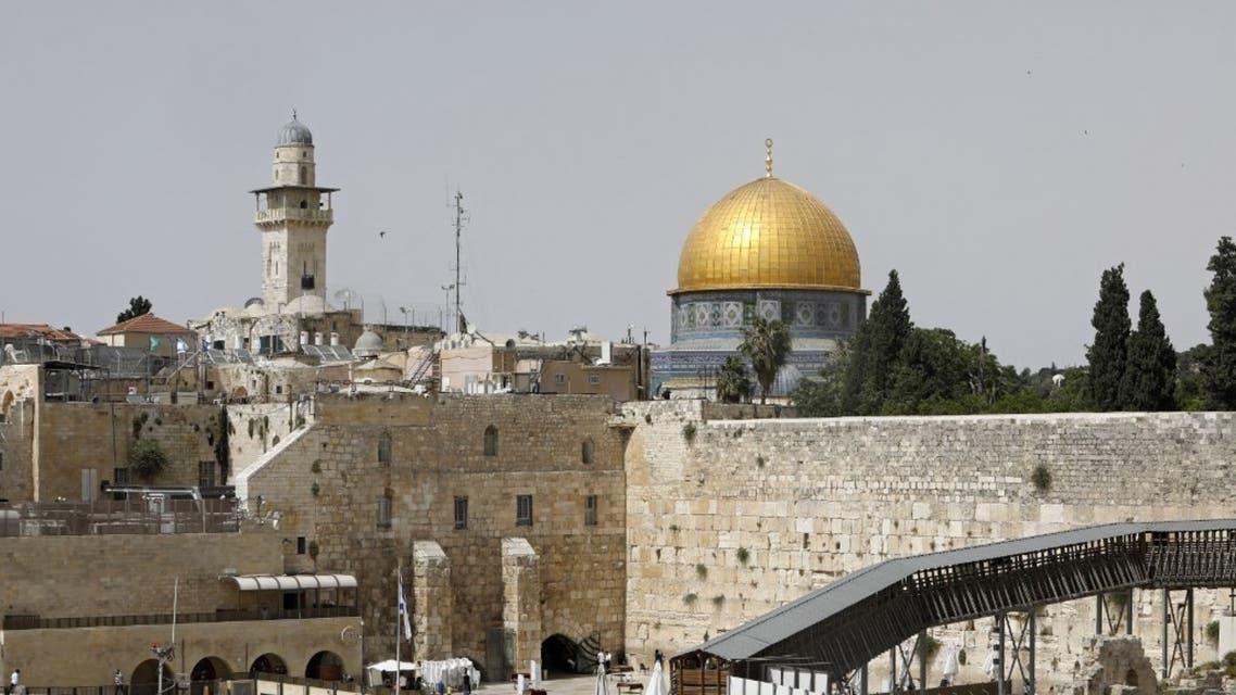 المسجد الأقصى في القدس - فرانس برس