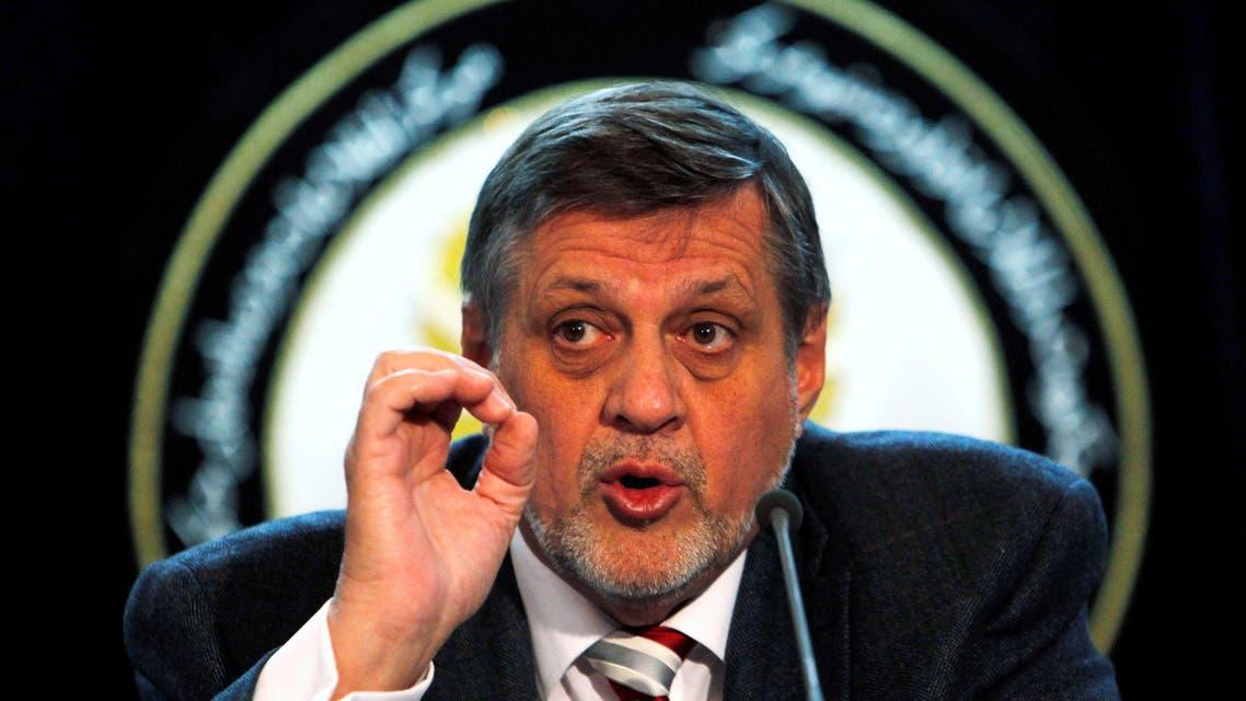 المبعوث الأممي إلى ليبيا يان كوبيش(رويترز)
