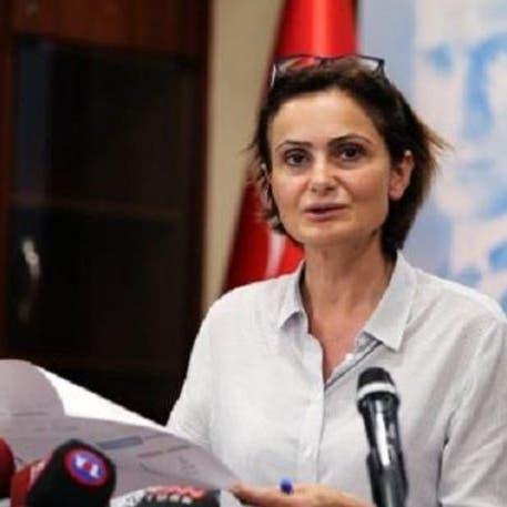 """وصفته بـ""""يشغل منصب الرئاسة"""".. أردوغان يقاضي معارضة بارزة"""