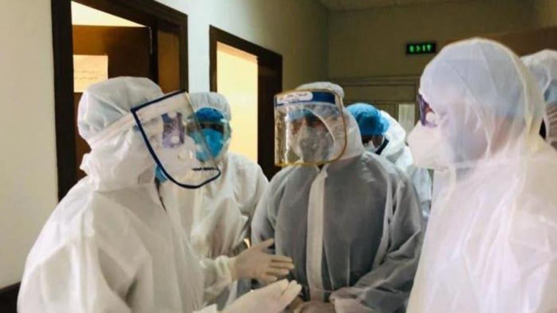 پزشکان افغان