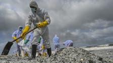 Sri Lankan investigators questions burning ship crew after marine disaster