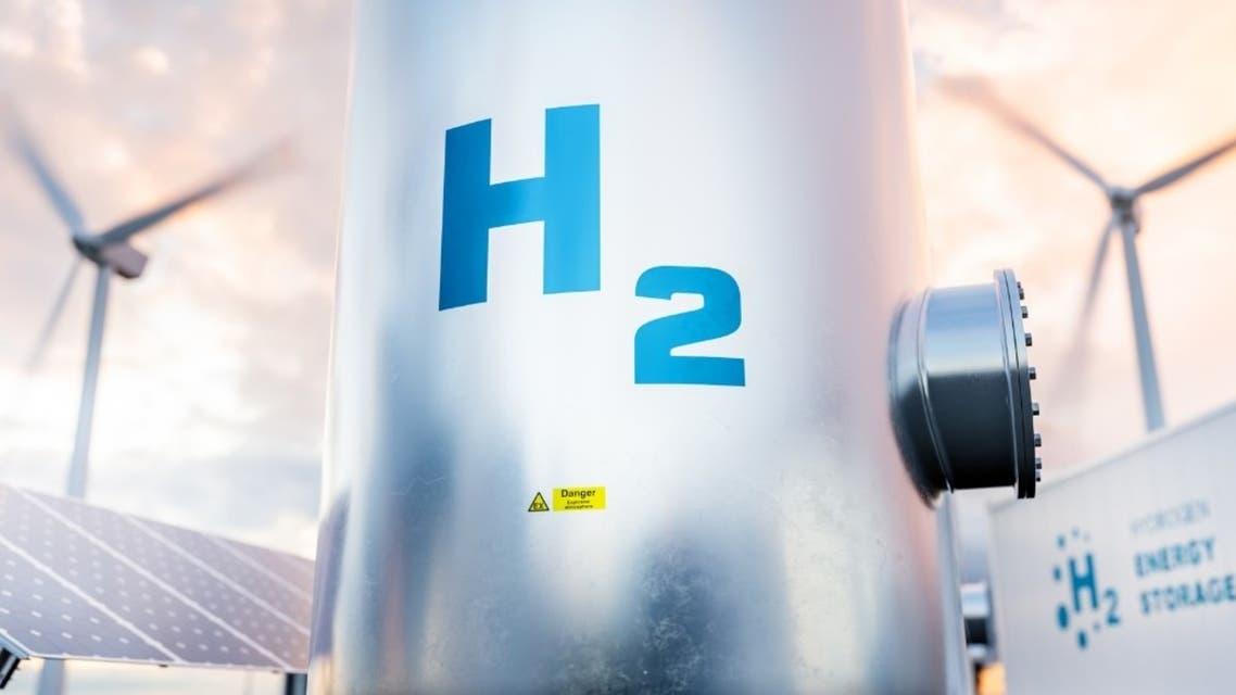 محطة للهيدروجين الأخضر