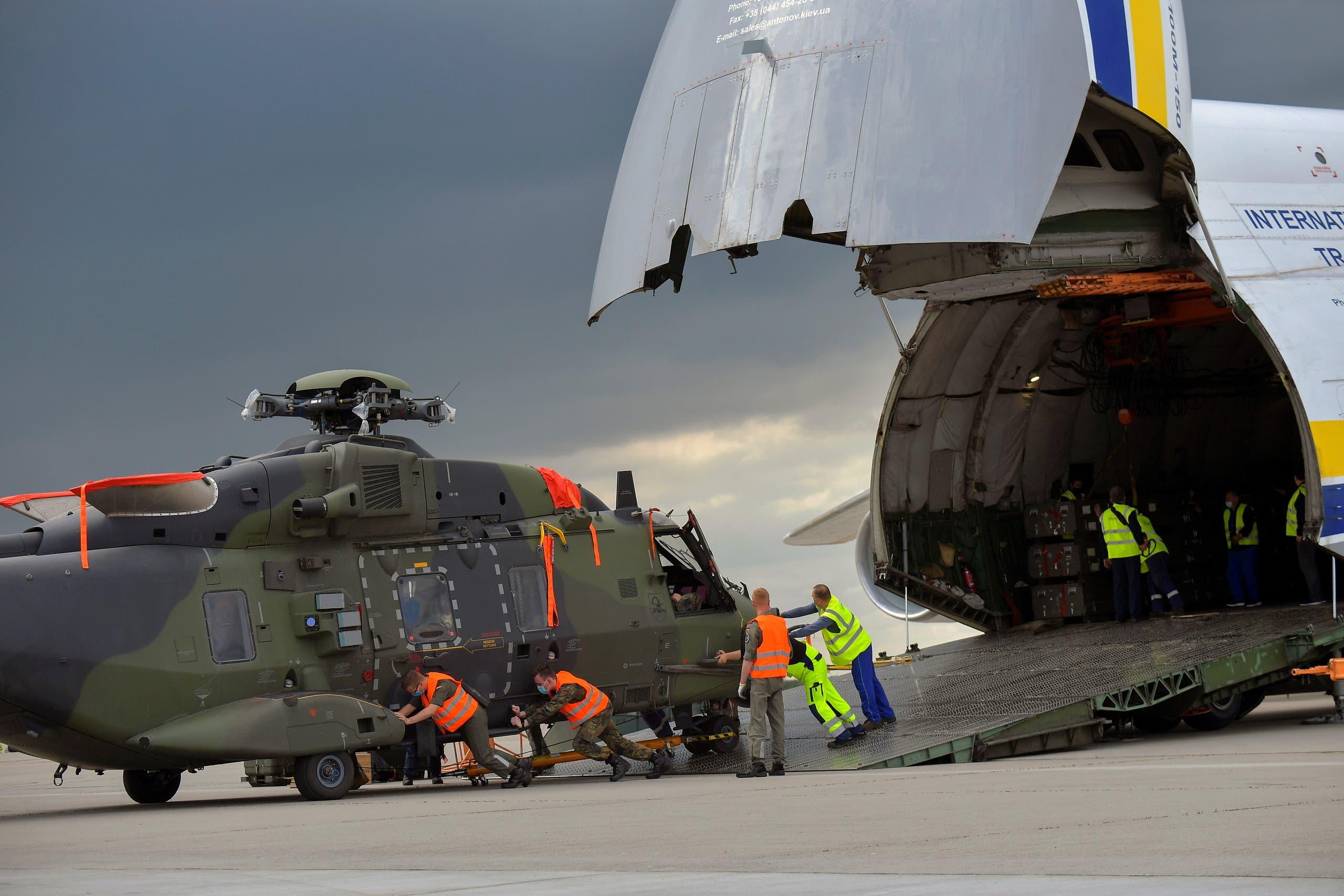 انسحاب قوات ألمانية عاملة ضمن الناتو (رويترز)