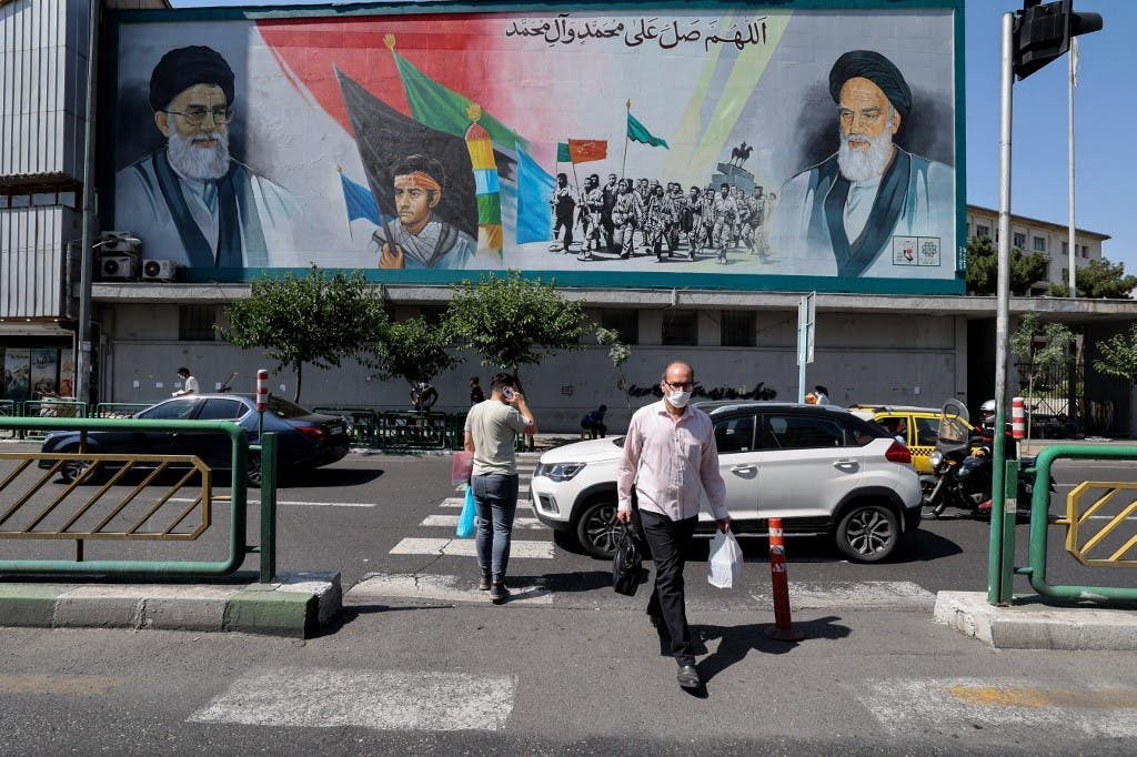 من طهران(فرانس برس)