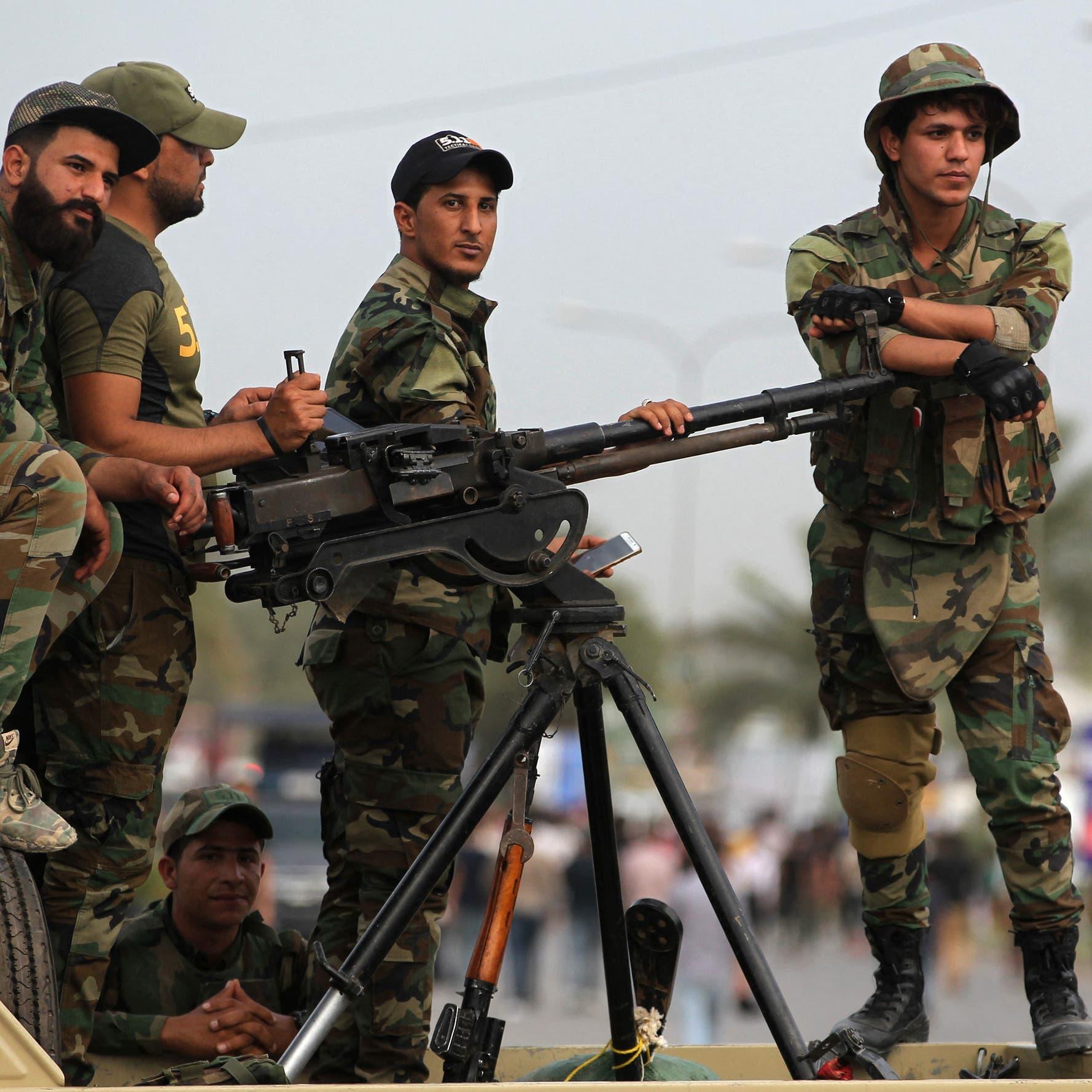 على وقع استعراض بغداد.. قادة الحشد قلقون من تفككه