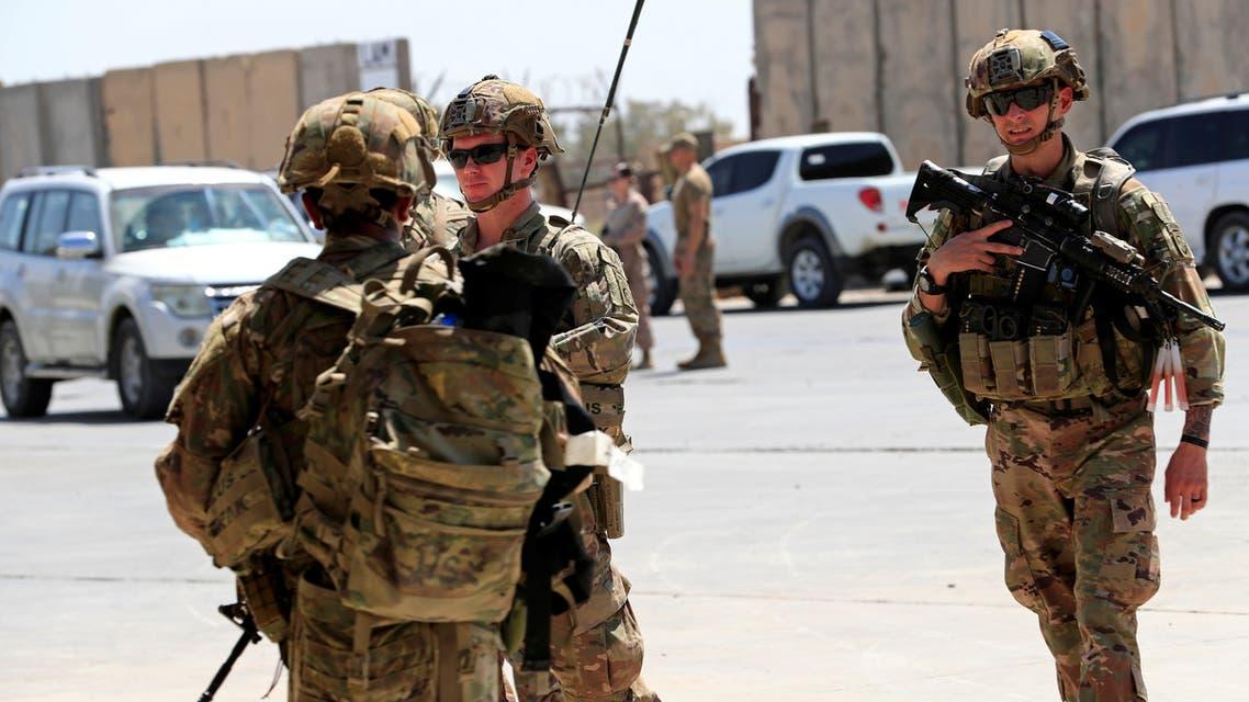 قوات أميركية في العراق (أرشيفية- رويترز