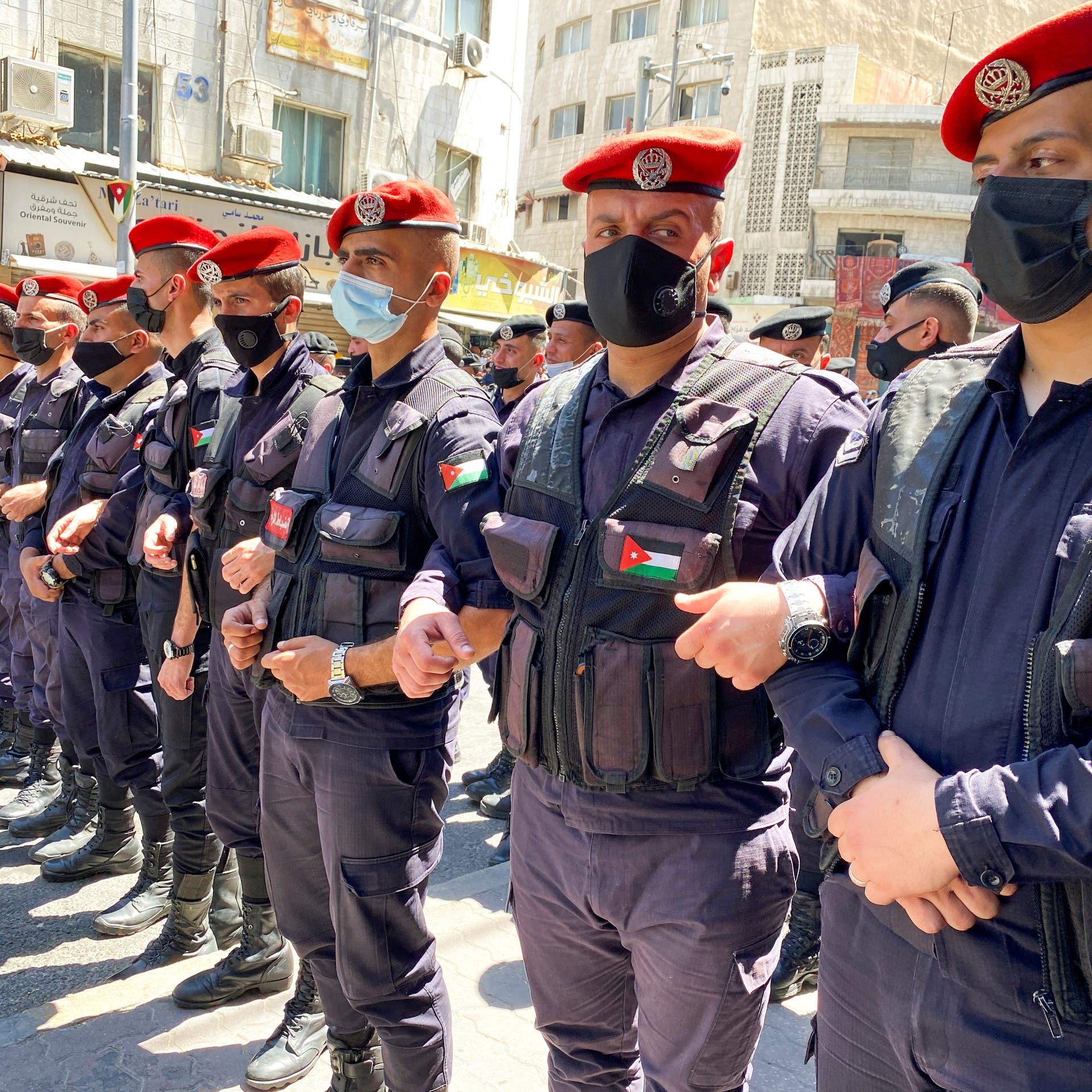 الأردن: نحذر من أي تجمعات تمس الأمن وسيادة القانون