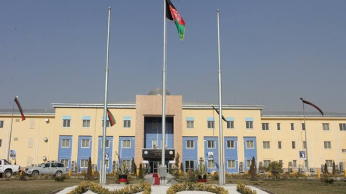 وزارت داخله افغانستان