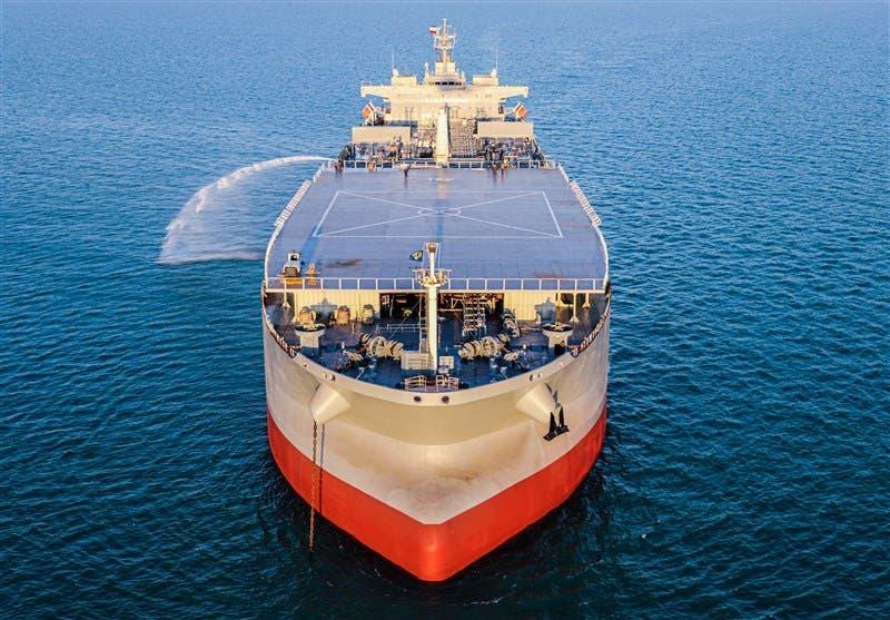 سفينة مكران الإيرانية