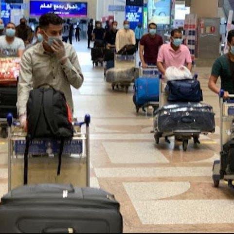 طريقة وشروط سفر المصريين الراغبين في العودة إلى السعودية
