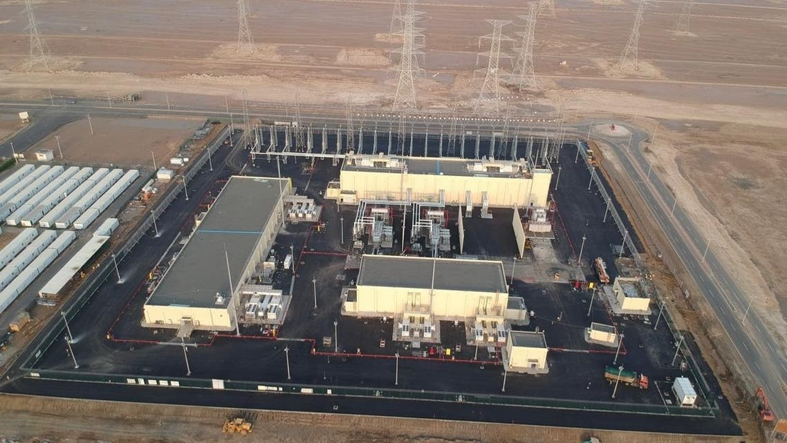 GE's Grid Solutions completes turnkey substation contract for Rabigh-3 desalination plant in Saudi Arabia. (File photo: Supplied by GE)
