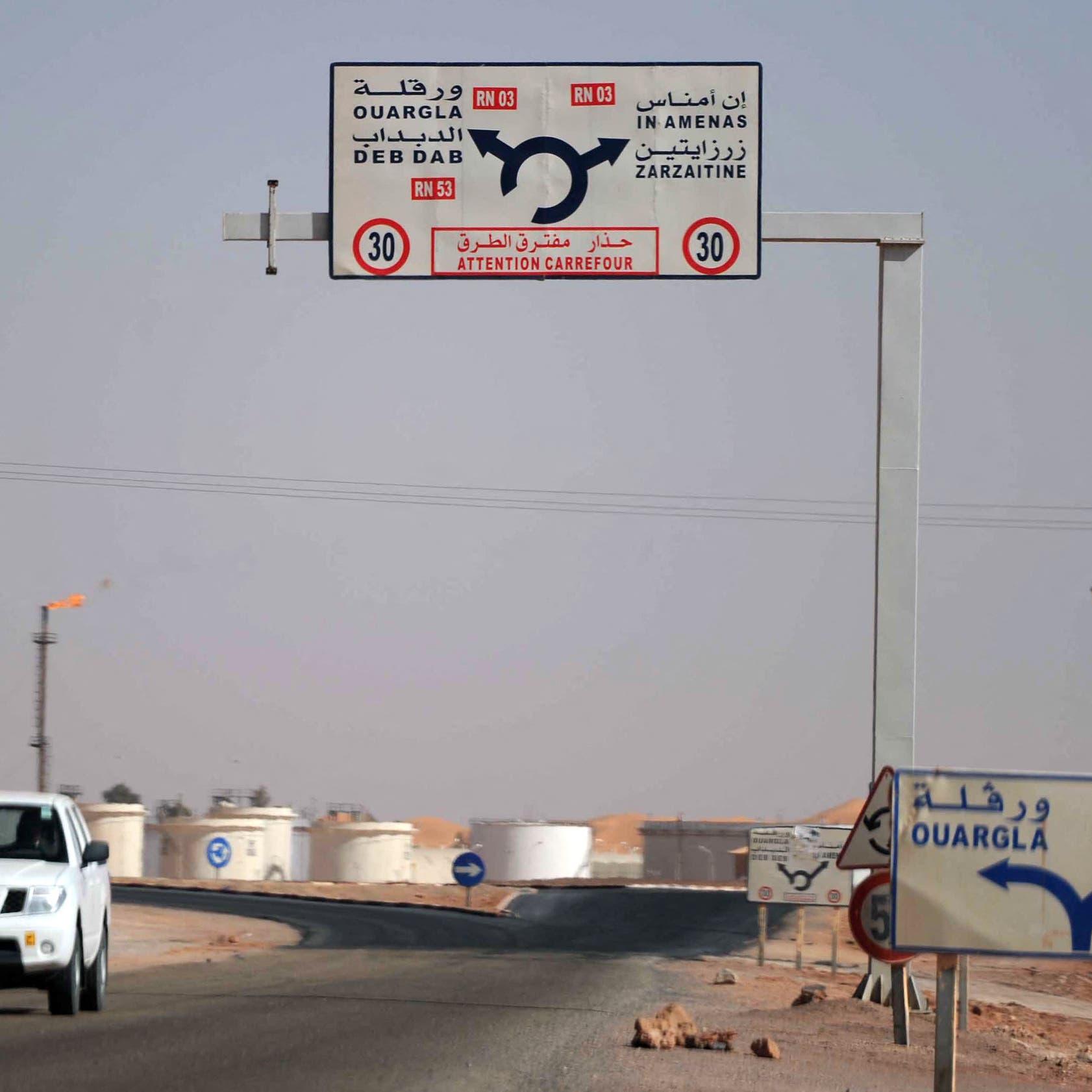 الجزائر تستعد لفتح معبر حدودي مع ليبيا وخط بحري مع طرابلس