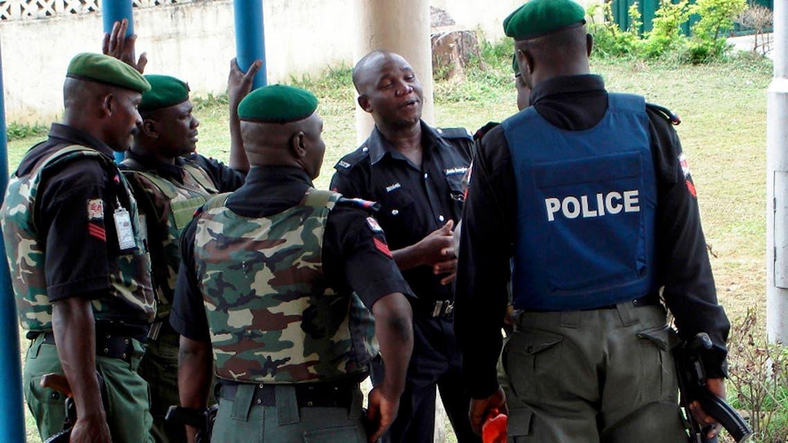 نيجيريا - شرطة
