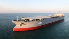 ایران کے دو بحری جہاز ممکنہ طور پر وینزویلا کی سمت گامزن، واشنگٹن کی کڑی نظر