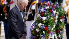 Biden commemorates fallen US soldiers on Memorial Day