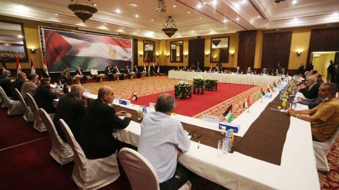 زيارة رئيس المخابرات العامة اللواء عباس كامل إلى قطاع غزة