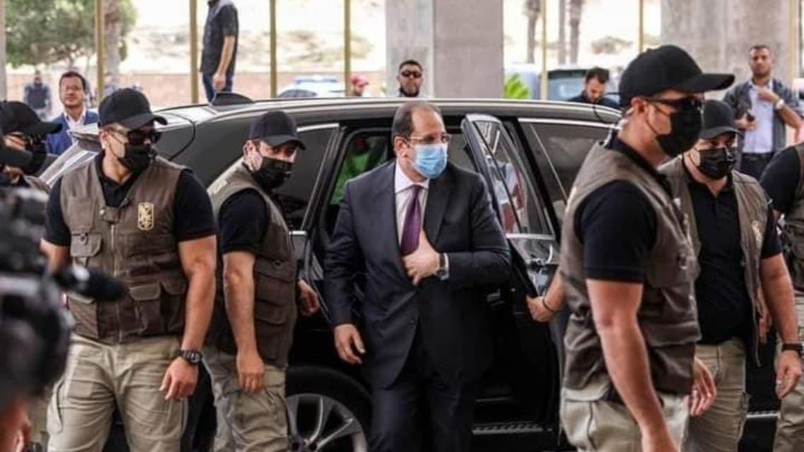 قصة قوات خاصة رافقت مدير مخابرات مصر خلال زيارته إلى غزة