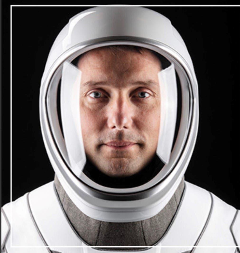 رائد الفضاء الفرنسي توماس بيكيه