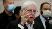 Outgoing UN Yemen envoy Martin Griffiths hopes Oman peace efforts 'bear fruit'