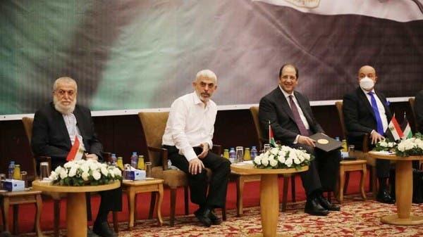من زيارة رئيس المخابرات العامة اللواء عباس كامل إلى قطاع غزة