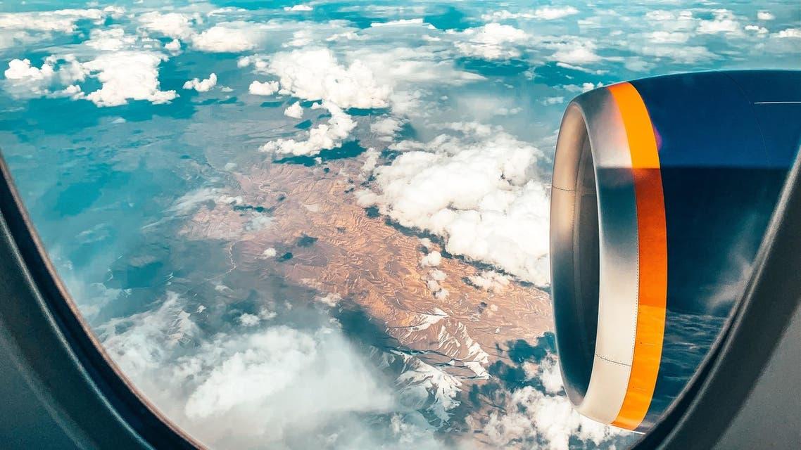 Aerial view of Thailand during a flight. (Unsplash, Raimond Klavins)