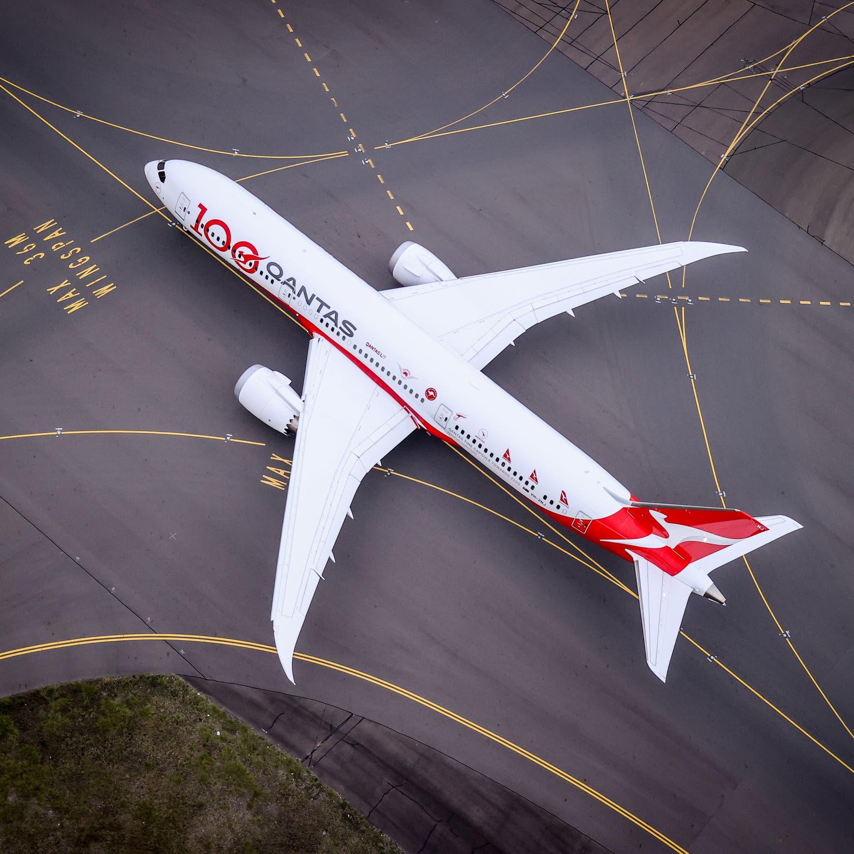 شركة طيران تمنح فرصة السفر اللامحدودللمطعمين ضد كورونا